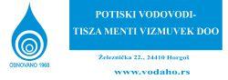 Potiski vodovodi-Tisza menti vizmuvek d.o.o.