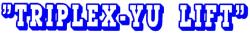Triplex-Yu Lift d.o.o.