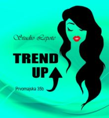 Nikolina Pržulj PR Kozmetičko frizerski salon Trend Up Beograd