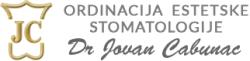 Stomatološka ordinacija Dr. Jovan Cabunac