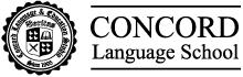 CONCORD LANGUAGE SCHOOL