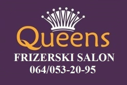 Queens 1 frizerski salon Beograd pr Tanja Popović