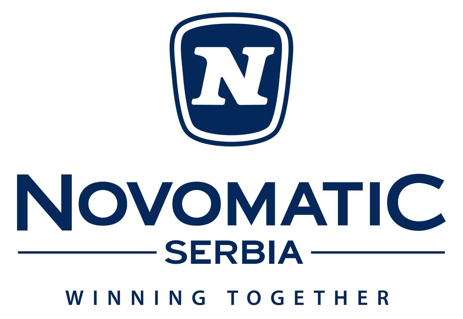 NOVOMATIC Srbija-logo