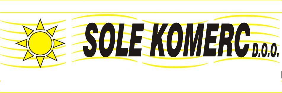 """Sole Komerc"" doo"
