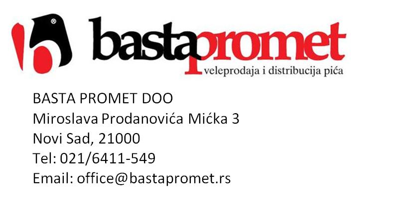 """""""Basta-promet"""" d.o.o. Novi Sad"""