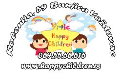 Predškolska ustanova Happy Children