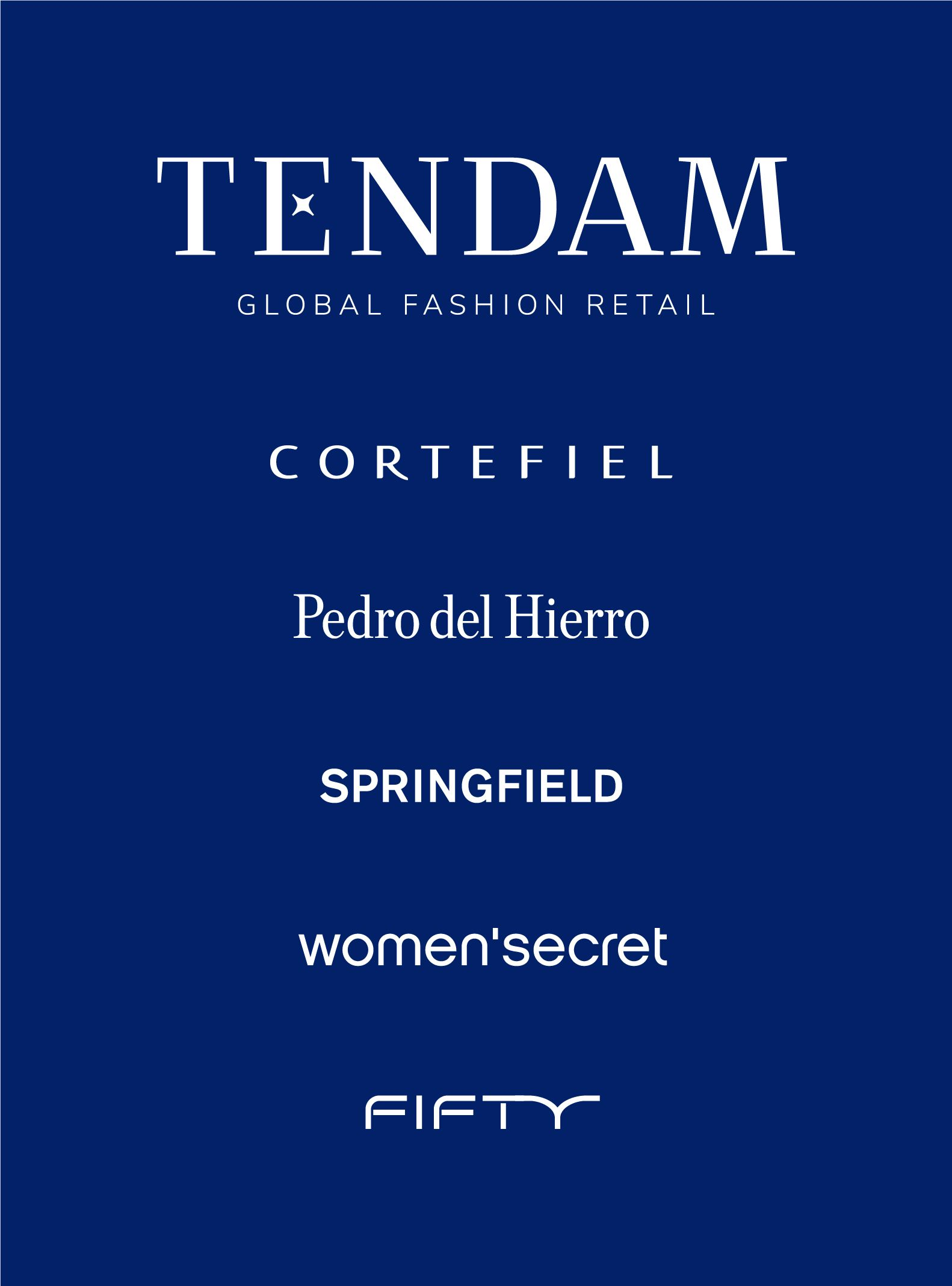 Cortix d.o.o. (Women'secret, Springfield, Cortefiel, PdH, Fifty)