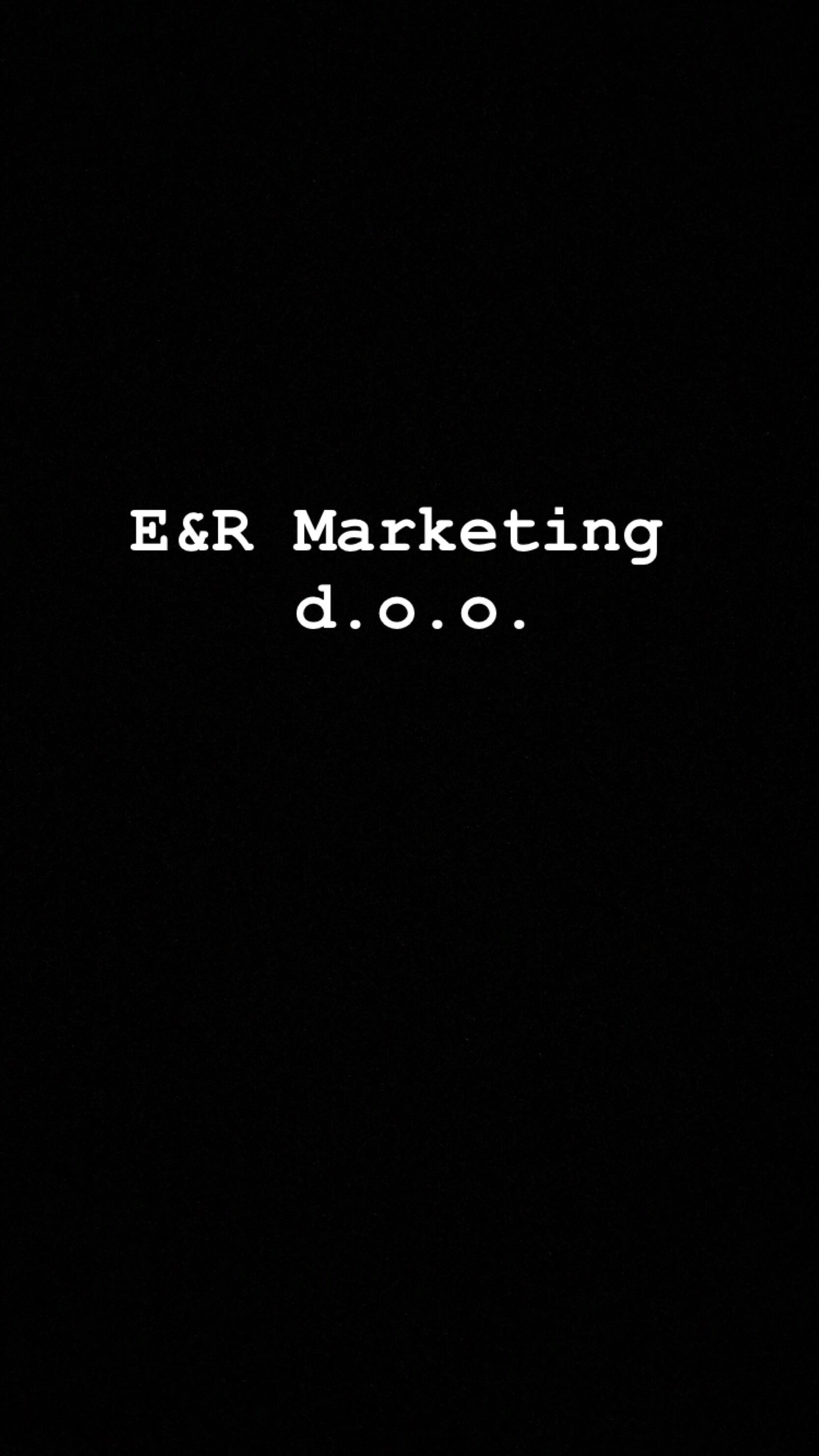 E&R 020 MARKETING DOO