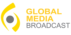 Global media broadcast
