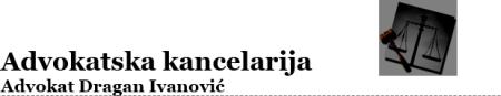 Advokatska kancelarija Dragan Ivanović