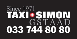 Taxi Simon Gstaad & Gstaad Limousine Service