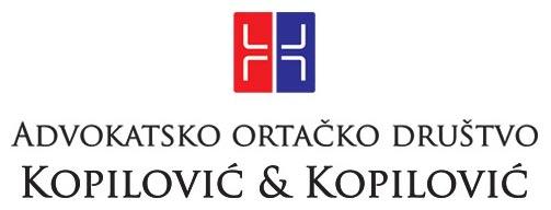 Advokatsko ortačko društvo Kopilović & Kopilović o.a.d Beograd