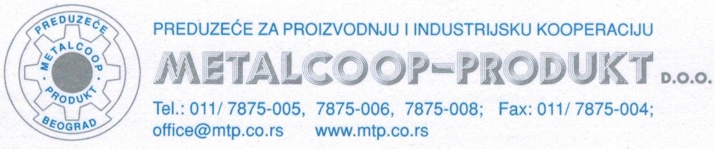 Metalcoop Produkt d.o.o.