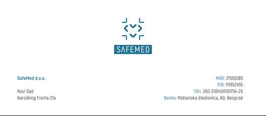SafeMed d.o.o. Novi Sad