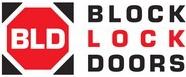 BLOCK LOCK DOOR DOO