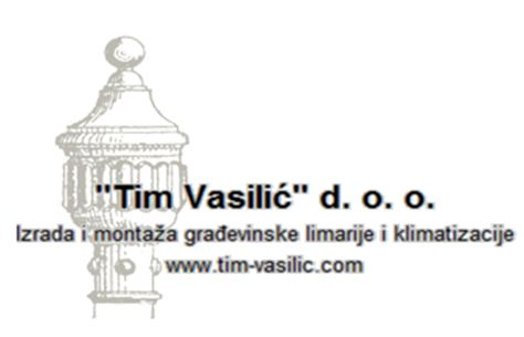 ''Tim Vasilić'' d. o. o.