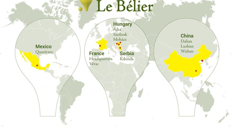 Upoznajte poslodavca Le Belier Livnica Kikinda d.o.o.