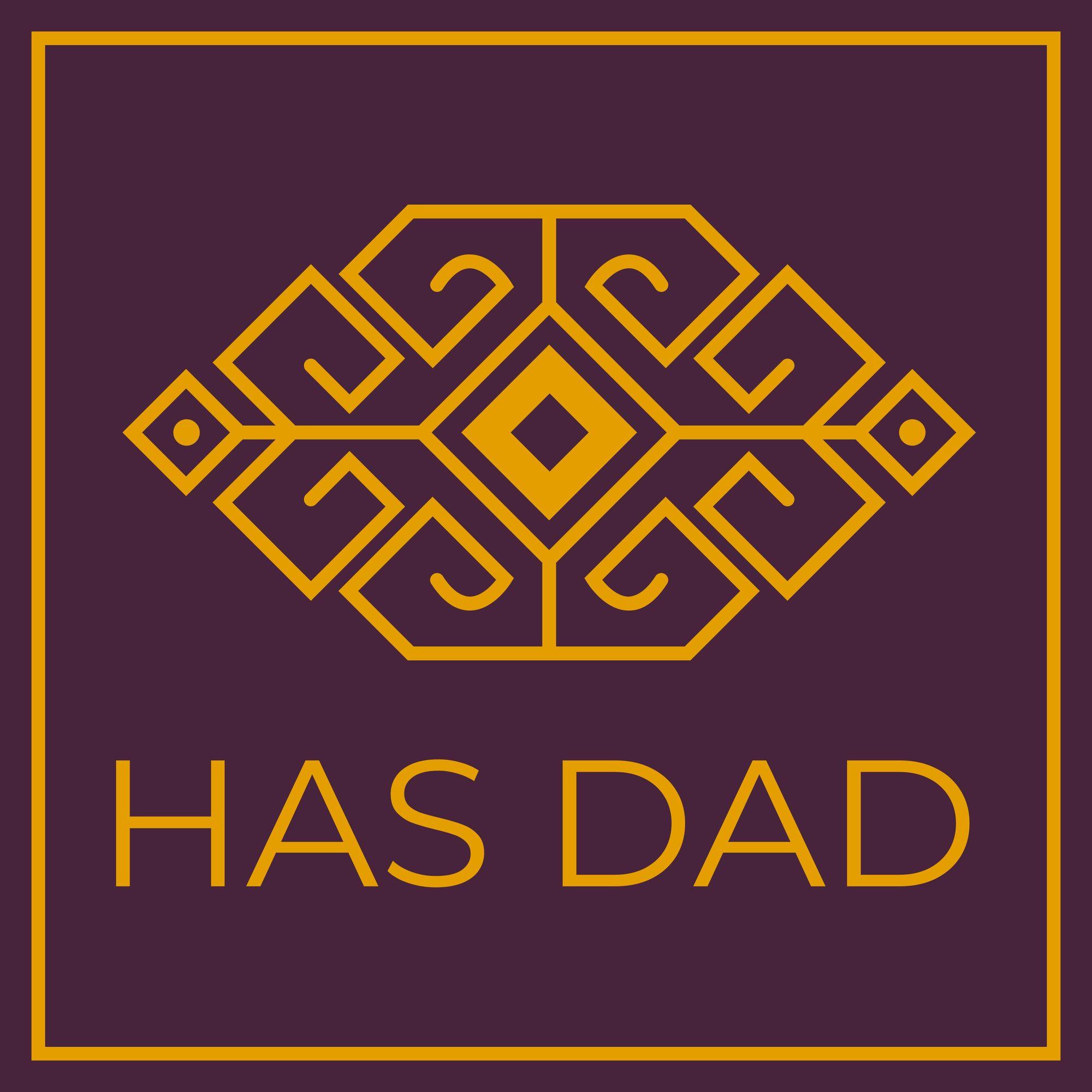 HAS DAD