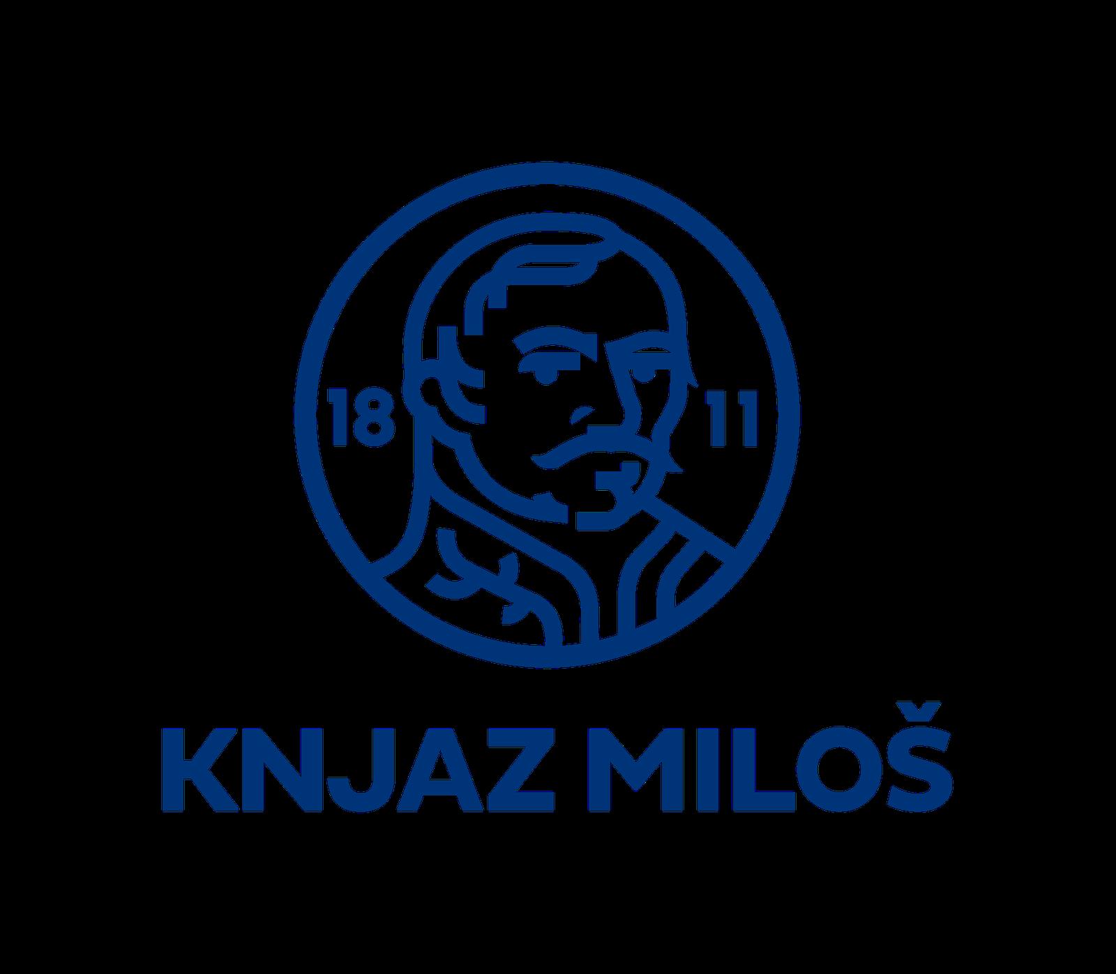 Knjaz Miloš a.d.-logo