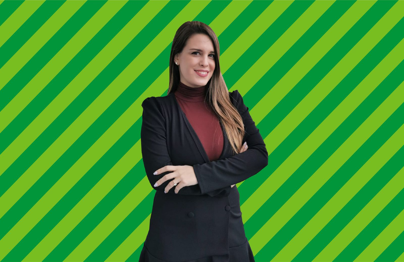 Ivana Vukić, Internal Communications, Culture & Engagement Lead