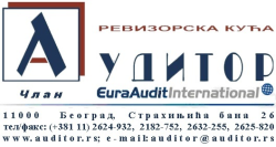 Auditor revizorska kuća