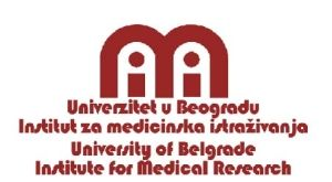 Institut za medicinska istrazivanja Univ